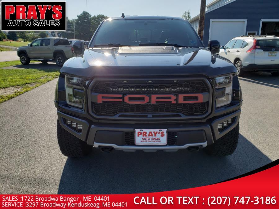 Used Ford F-150 Raptor 4WD SuperCrew 5.5'' Box 2020 | Pray's Auto Sales . Bangor , Maine