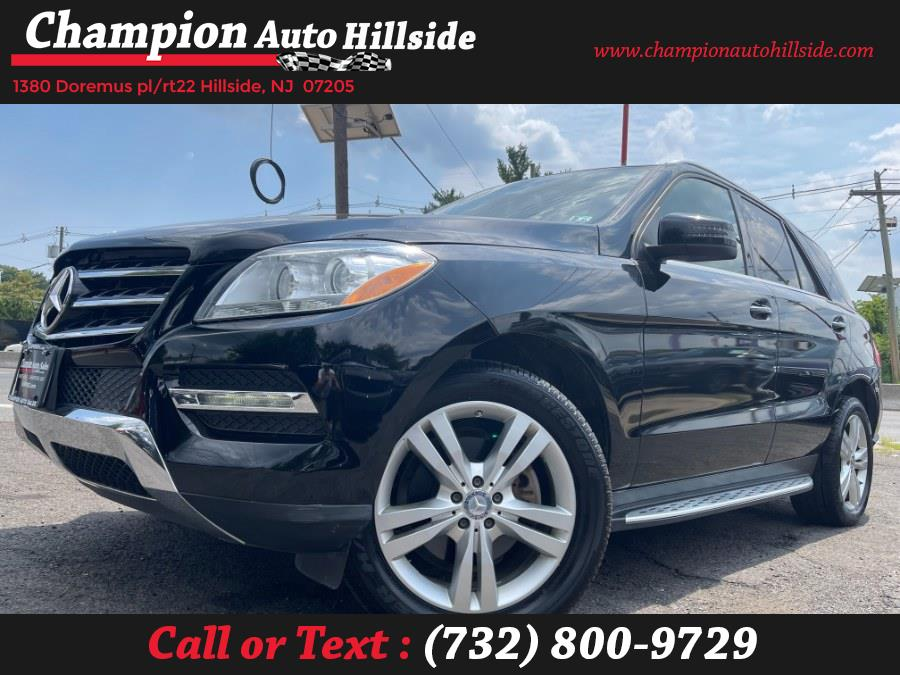 Used 2015 Mercedes-Benz M-Class in Hillside, New Jersey | Champion Auto Sales. Hillside, New Jersey