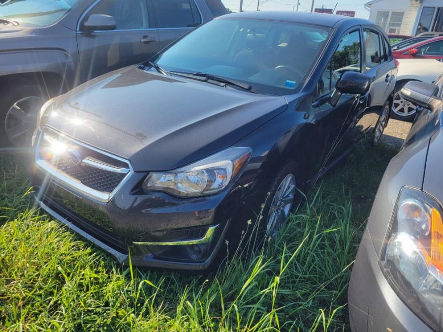 Used Subaru Impreza Wagon 5dr CVT 2.0i Premium 2015 | Romaxx Truxx. Patchogue, New York