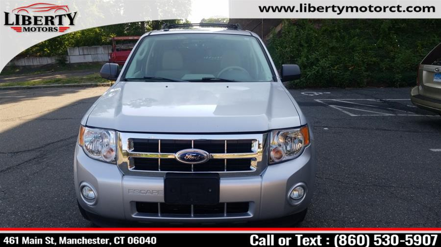 Used Ford Escape 4WD 4dr XLT 2012 | Liberty Motors. Manchester, Connecticut