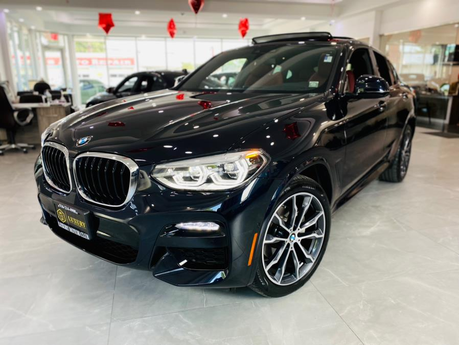 Used BMW X4 xDrive30i Sports Activity Coupe 2021   C Rich Cars. Franklin Square, New York