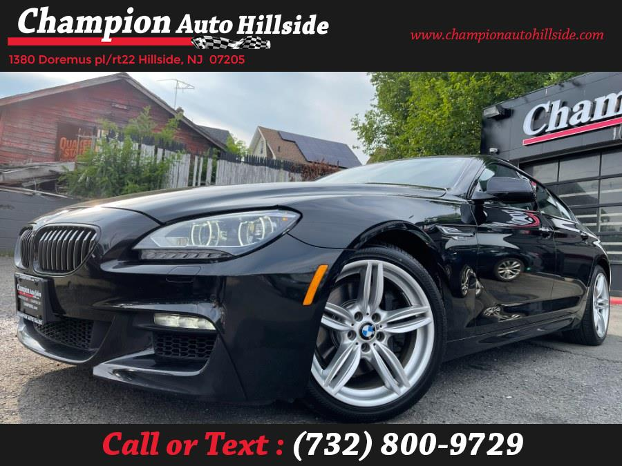 Used 2015 BMW 6 Series in Hillside, New Jersey | Champion Auto Hillside. Hillside, New Jersey