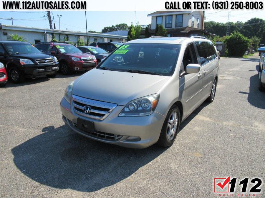 Used Honda Odyssey EX-L AT with RES 2005   112 Auto Sales. Patchogue, New York