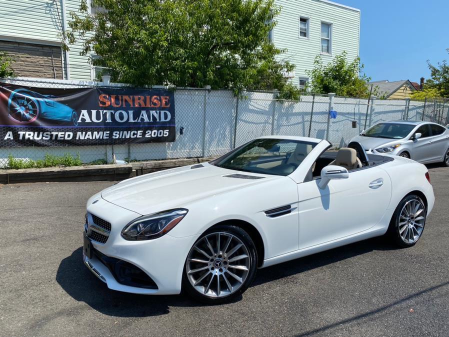 Used 2018 Mercedes-Benz SLC in Jamaica, New York | Sunrise Autoland. Jamaica, New York