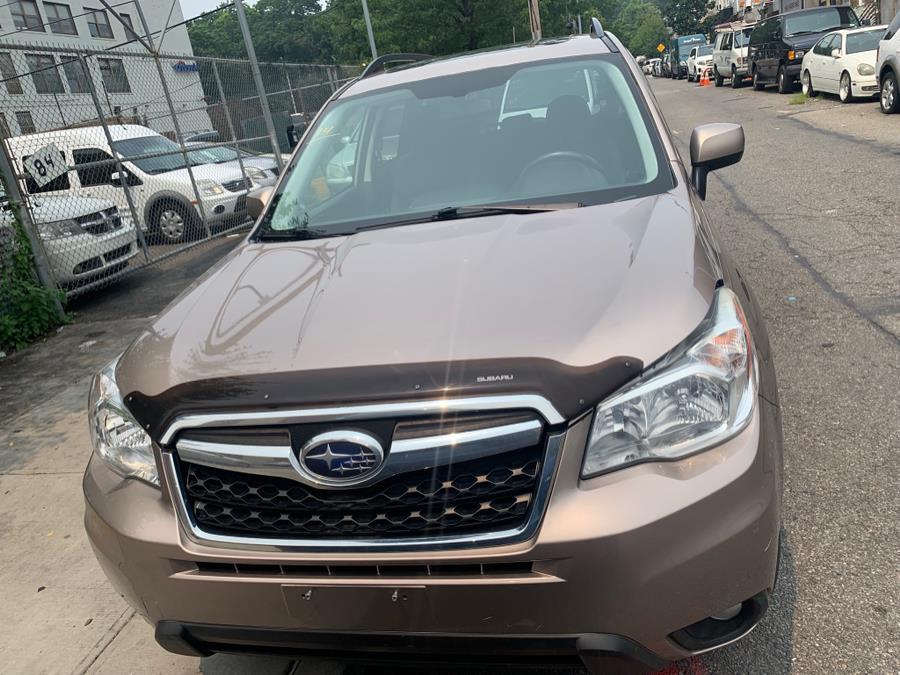 Used 2014 Subaru Forester in Brooklyn, New York | Atlantic Used Car Sales. Brooklyn, New York