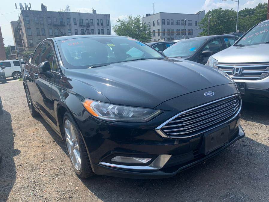 Used 2017 Ford Fusion in Brooklyn, New York | Atlantic Used Car Sales. Brooklyn, New York