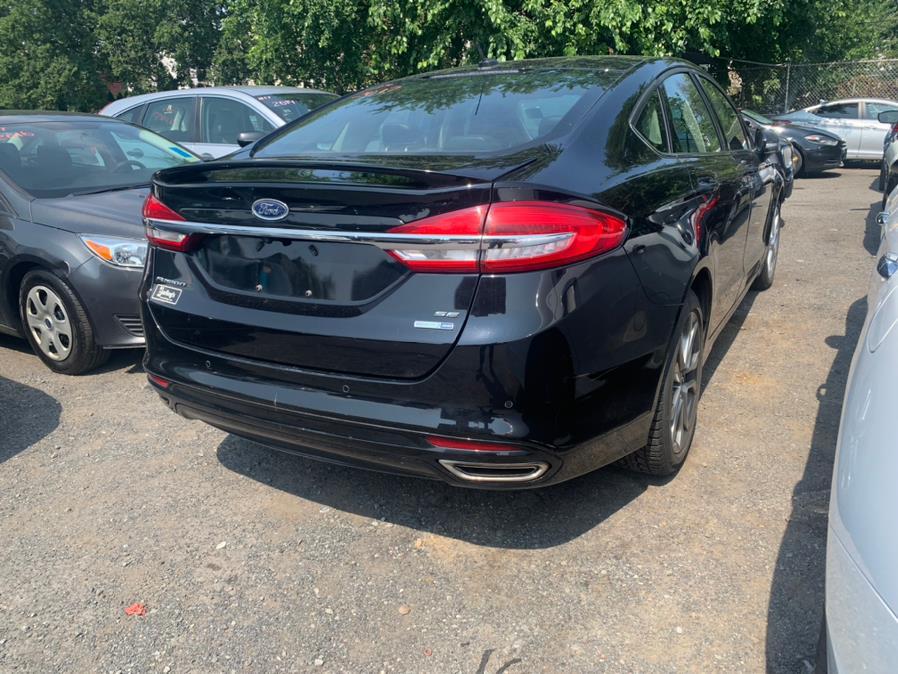 Used Ford Fusion SE AWD 2017 | Atlantic Used Car Sales. Brooklyn, New York