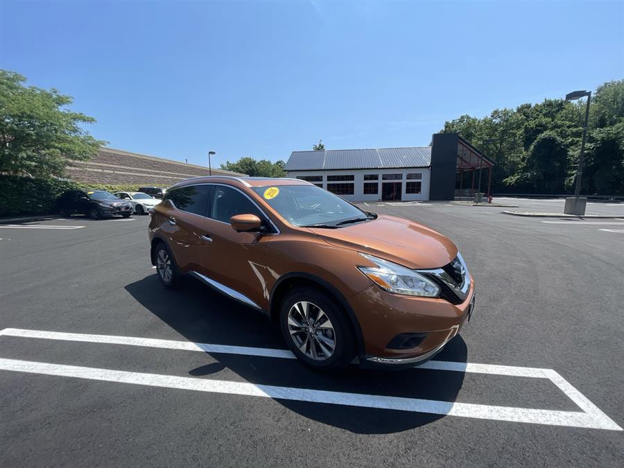 Used Nissan Murano AWD 4dr SL 2016 | Wiz Leasing Inc. Stratford, Connecticut