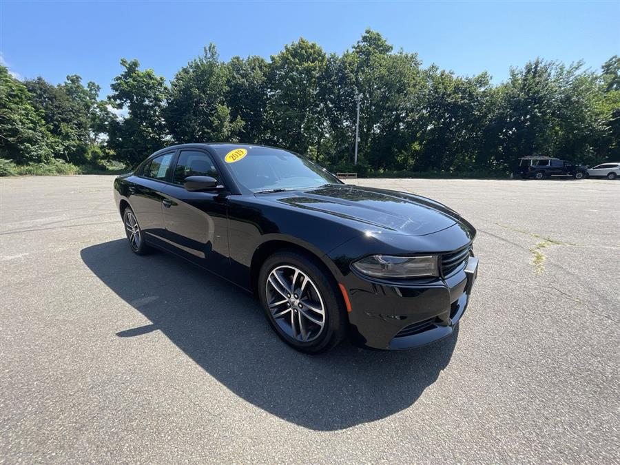 Used Dodge Charger SXT AWD 2019 | Wiz Leasing Inc. Stratford, Connecticut