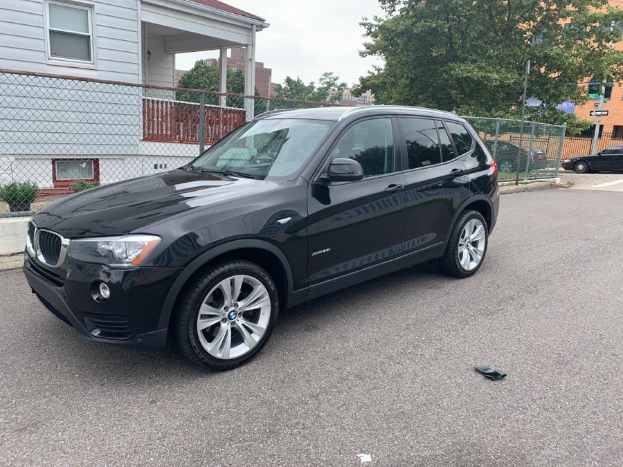 Used 2016 BMW X3 in Jamaica, New York | Sylhet Motors Inc.. Jamaica, New York