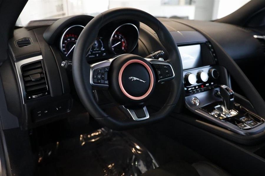 Used Jaguar F-TYPE Coupe Auto 296HP 2018 | Village Auto Sales. Milford, Connecticut