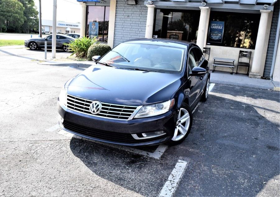 Used Volkswagen CC 4dr Sdn Sport Plus 2013 | Rahib Motors. Winter Park, Florida