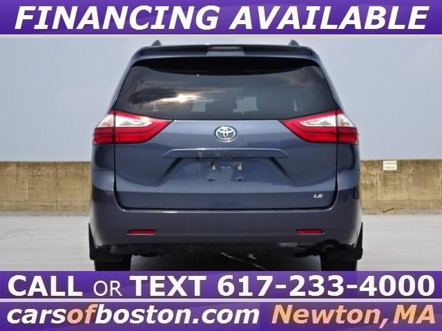 Used Toyota Sienna LE FWD 8-Passenger (Natl) 2017 | Cars of Boston. Newton, Massachusetts