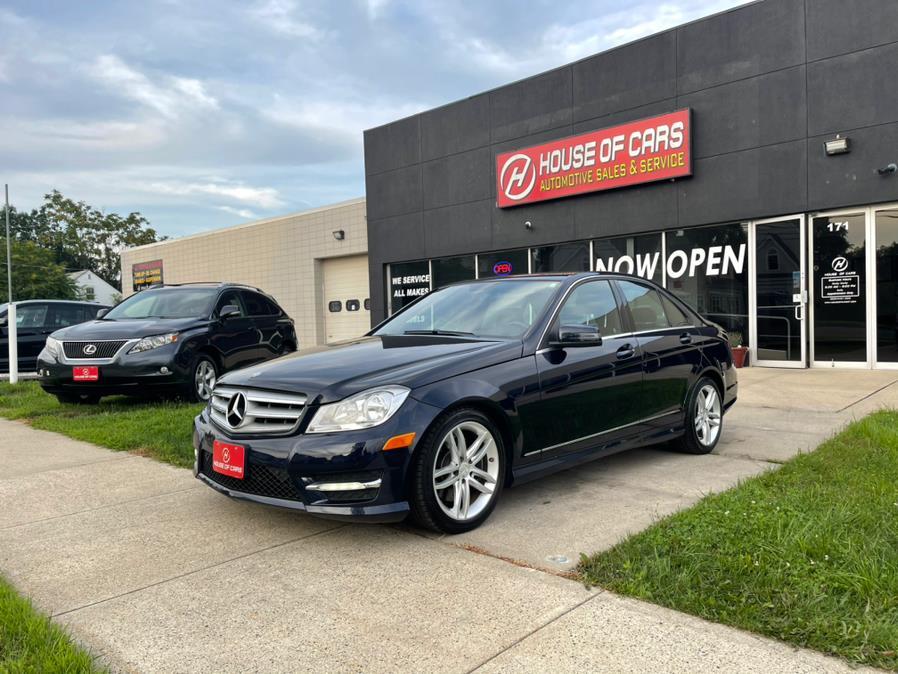 Used 2013 Mercedes-Benz C-Class in Meriden, Connecticut | House of Cars CT. Meriden, Connecticut