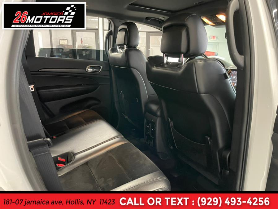 Used Jeep Grand Cherokee Altitude Altitude 4x4 *Ltd Avail* 2018   Jamaica 26 Motors. Hollis, New York
