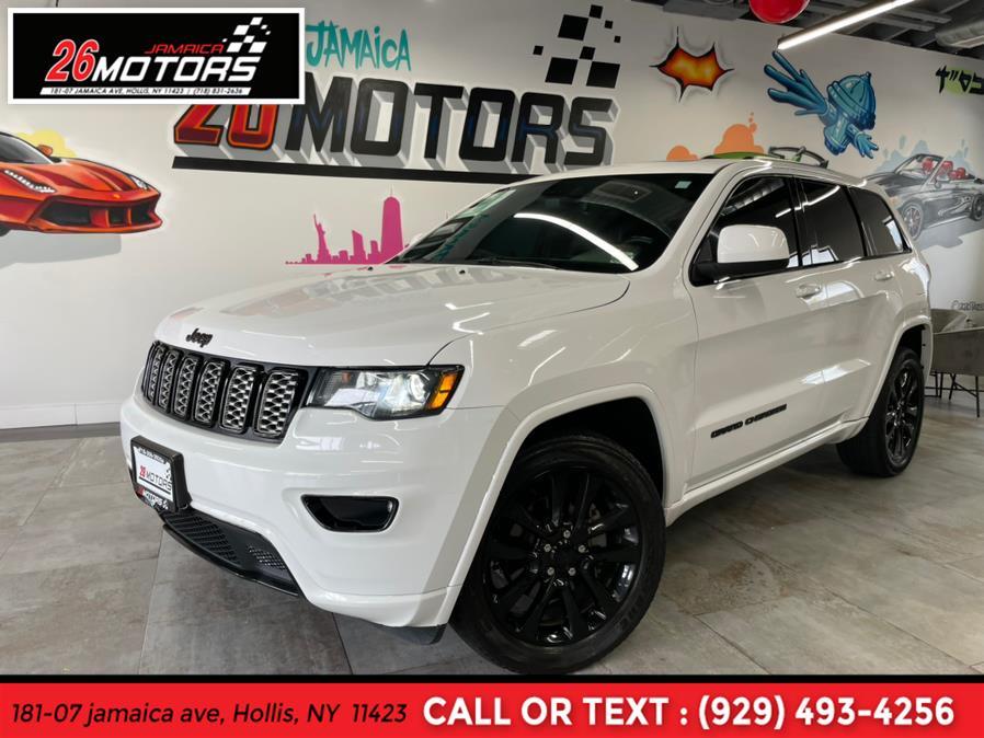 Used Jeep Grand Cherokee Altitude Altitude 4x4 *Ltd Avail* 2018 | Jamaica 26 Motors. Hollis, New York