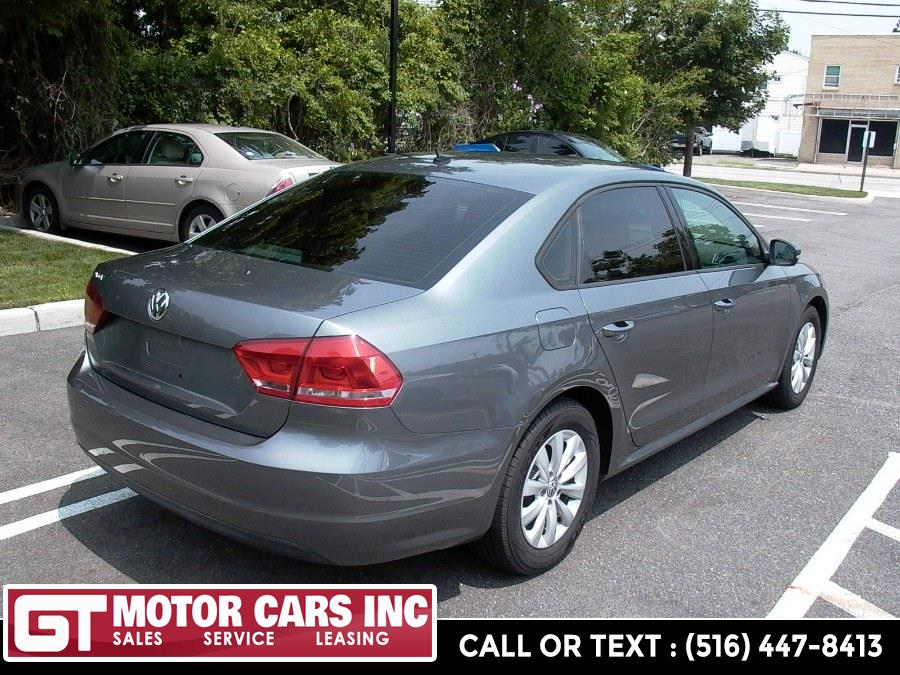 2013 Volkswagen Passat 4dr Sdn 2.5L Auto S w/Appearance PZEV *Ltd Avail*, available for sale in Bellmore, NY
