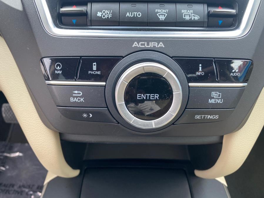 Used Acura MDX SH-AWD 4dr Tech Pkg 2015   Rite Cars, Inc. Lindenhurst, New York