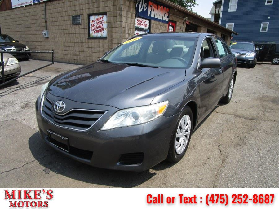 Used 2010 Toyota Camry in Stratford, Connecticut | Mike's Motors LLC. Stratford, Connecticut