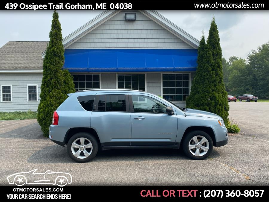 Used Jeep Compass 4WD 4dr Latitude 2013 | Ossipee Trail Motor Sales. Gorham, Maine