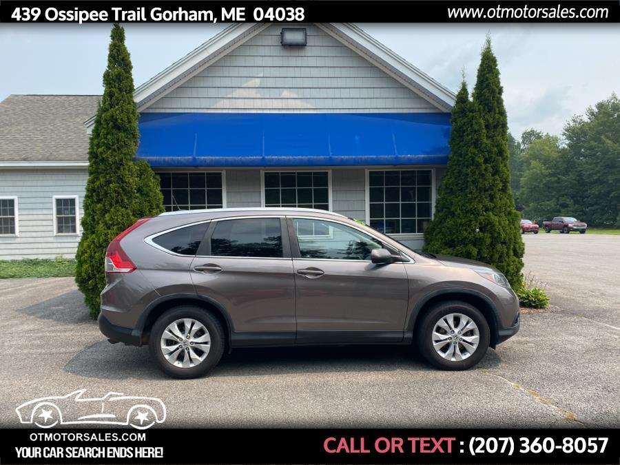Used Honda CR-V EX-L 2012 | Ossipee Trail Motor Sales. Gorham, Maine