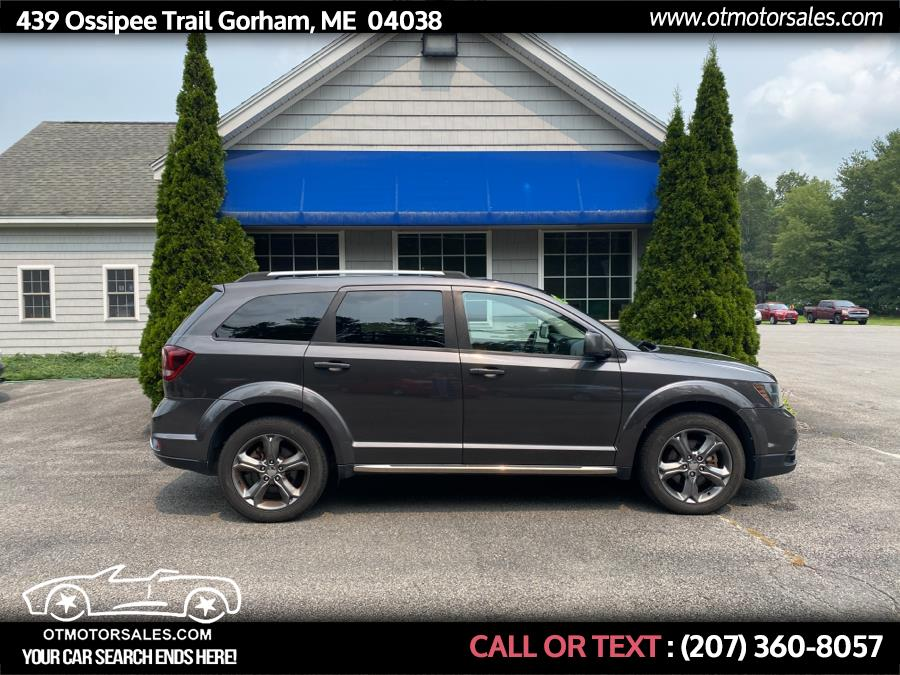 Used 2015 Dodge Journey in Gorham, Maine | Ossipee Trail Motor Sales. Gorham, Maine