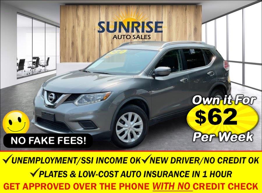 Used 2016 Nissan Rogue in Rosedale, New York | Sunrise Auto Sales. Rosedale, New York