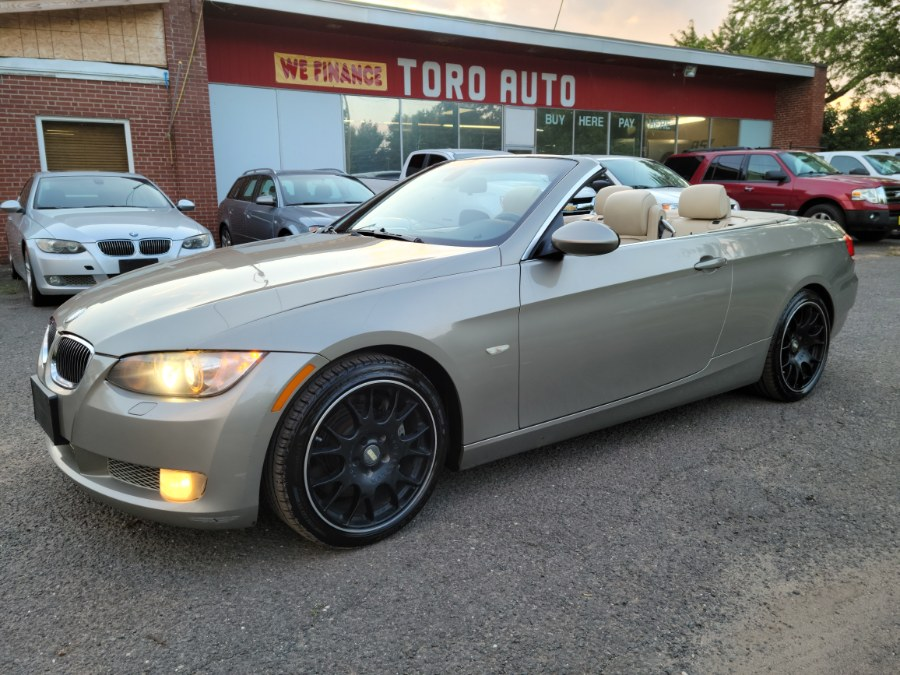 Used BMW 3 Series 335i Twin Turbo 2dr Convertible ~~6 Speed Manual~~ 2007   Toro Auto. East Windsor, Connecticut