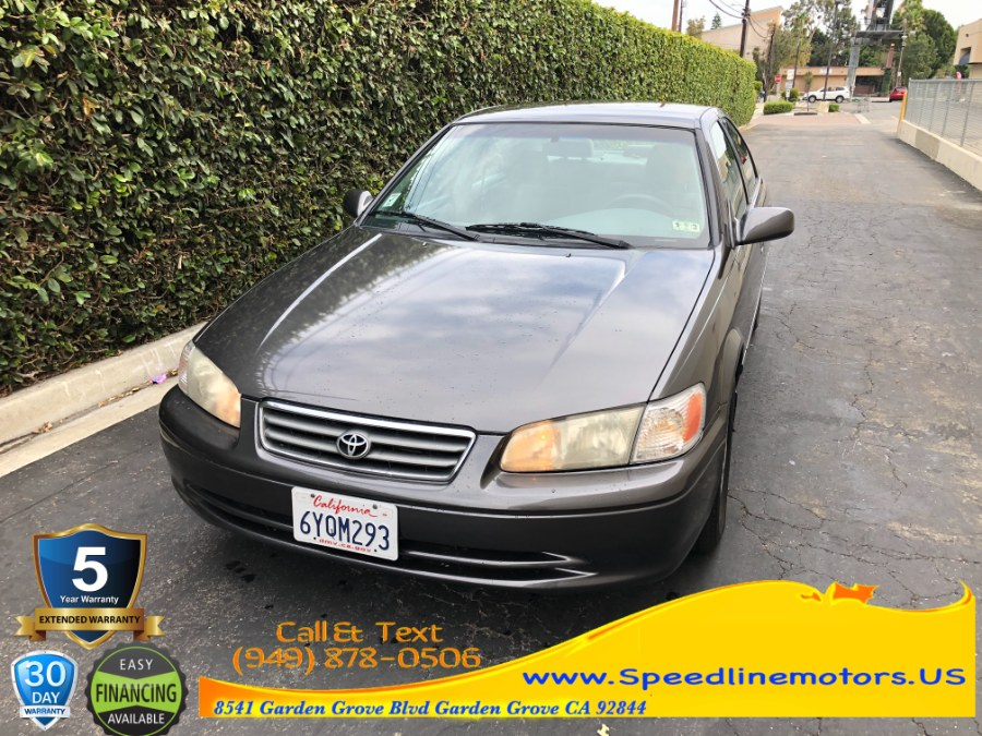 Used 2000 Toyota Camry in Garden Grove, California   Speedline Motors. Garden Grove, California