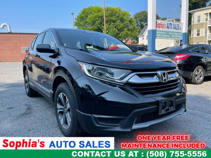 Used 2019 Honda CR-V in Worcester, Massachusetts   Sophia's Auto Sales Inc. Worcester, Massachusetts