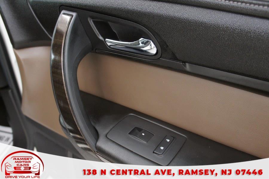 Used GMC Acadia AWD 4dr SLT w/SLT-1 2013   Ramsey Motor Cars Inc. Ramsey, New Jersey