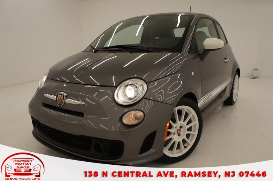 Used 2012 FIAT 500 in Ramsey, New Jersey | Ramsey Motor Cars Inc. Ramsey, New Jersey