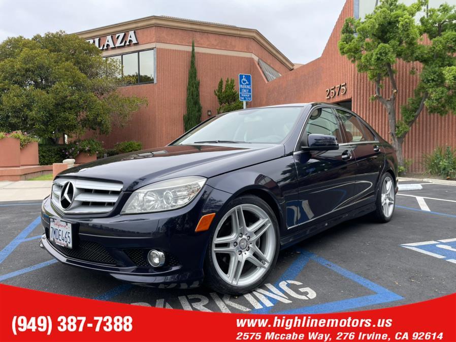 Used 2010 Mercedes-Benz C 300 AMG in Irvine, California | High Line Motors LLC. Irvine, California