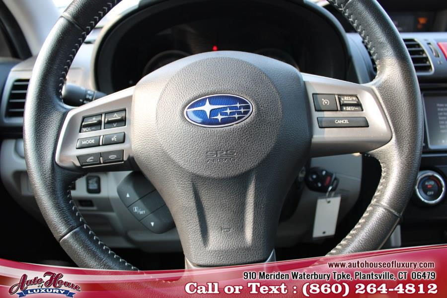 Used Subaru Forester 4dr Auto 2.5i Limited PZEV 2014 | Auto House of Luxury. Plantsville, Connecticut