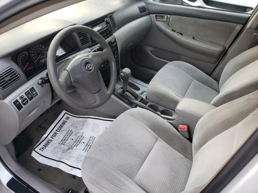 Used Toyota Corolla 4dr Sdn Auto LE (Natl) 2008 | ODA Auto Precision LLC. Auburn, New Hampshire
