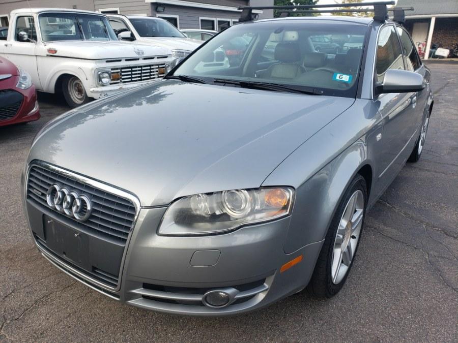 Used 2007 Audi A4 in Auburn, New Hampshire | ODA Auto Precision LLC. Auburn, New Hampshire