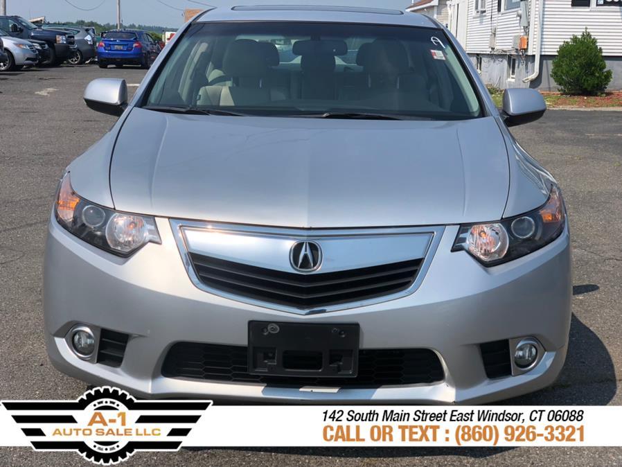 Used Acura TSX 4dr Sdn I4 Auto 2012 | A1 Auto Sale LLC. East Windsor, Connecticut