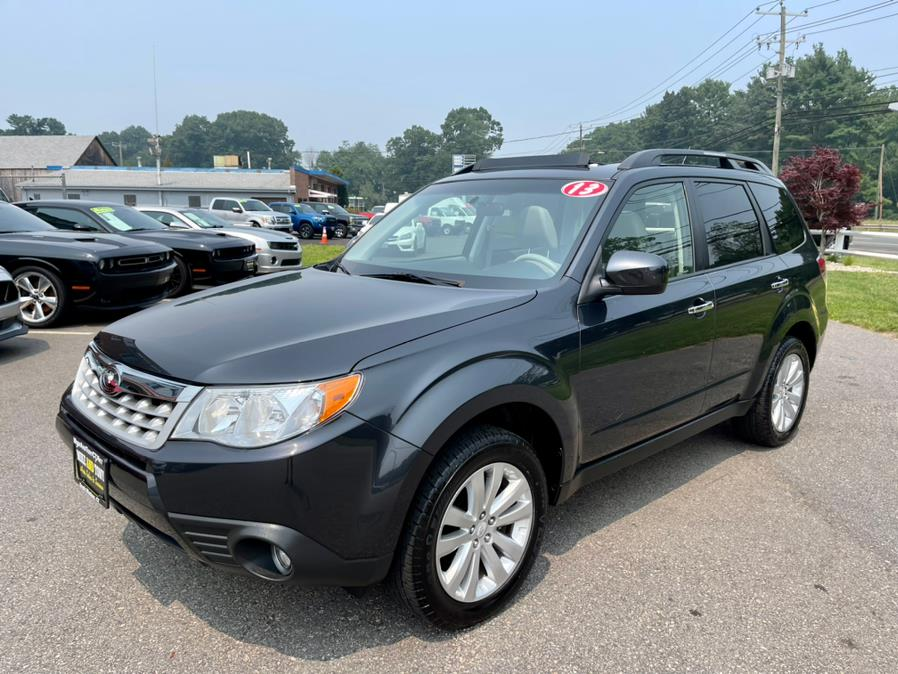 Used Subaru Forester 4dr Auto 2.5X Limited 2013 | Mike And Tony Auto Sales, Inc. South Windsor, Connecticut