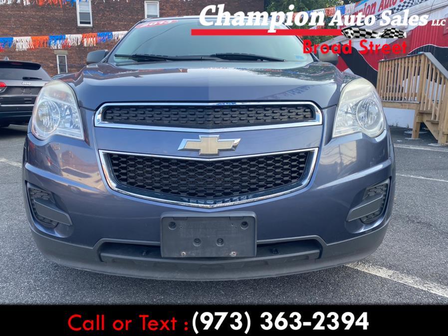 Used 2013 Chevrolet Equinox in Newark, New Jersey | Champion Used Auto Sales LLC. Newark, New Jersey