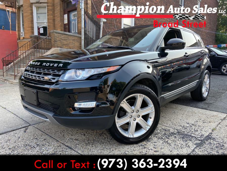 Used 2015 Land Rover Range Rover Evoque in Newark, New Jersey | Champion Used Auto Sales LLC. Newark, New Jersey
