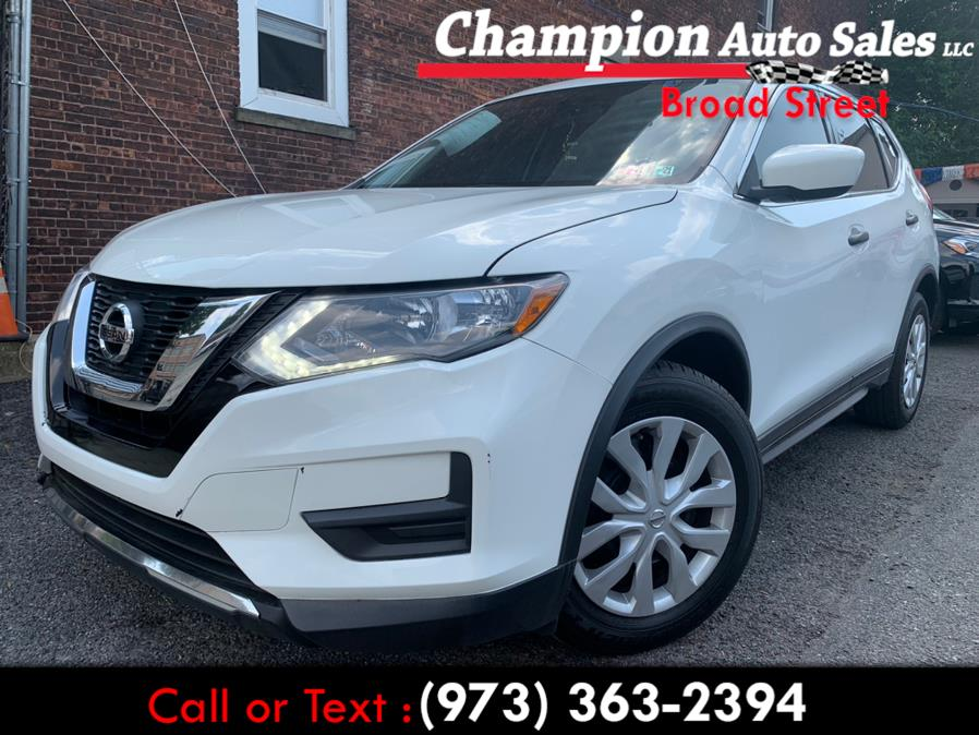 Used 2017 Nissan Rogue in Newark, New Jersey | Champion Used Auto Sales LLC. Newark, New Jersey