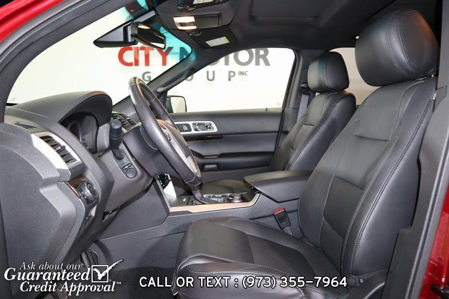 Used Ford Explorer Limited 2015 | City Motor Group Inc.. Haskell, New Jersey