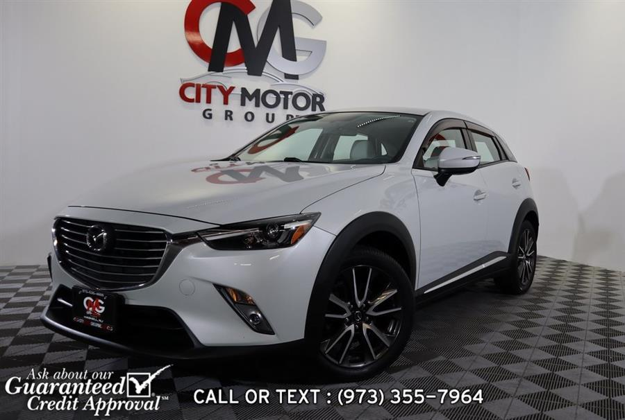 Used 2017 Mazda Cx-3 in Haskell, New Jersey | City Motor Group Inc.. Haskell, New Jersey