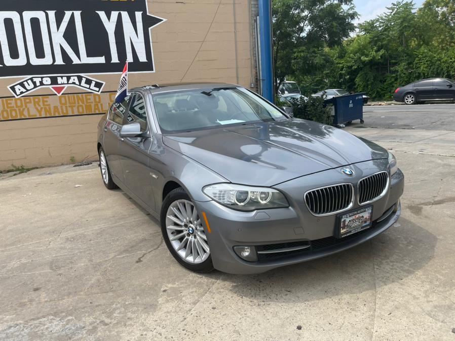 Used 2013 BMW 5 Series in Brooklyn, New York | Brooklyn Auto Mall LLC. Brooklyn, New York