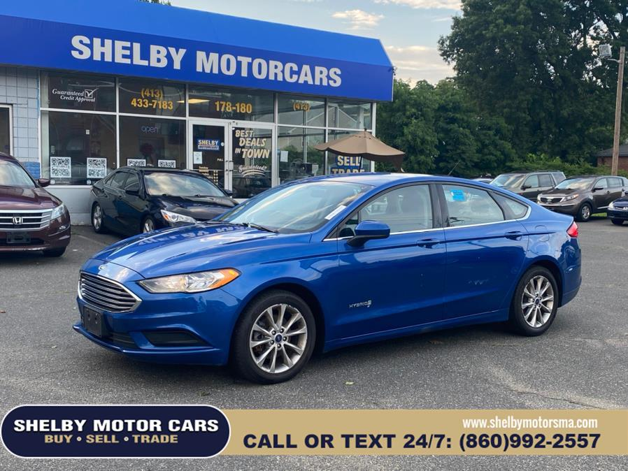 Used 2017 Ford Fusion in Springfield, Massachusetts | Shelby Motor Cars. Springfield, Massachusetts