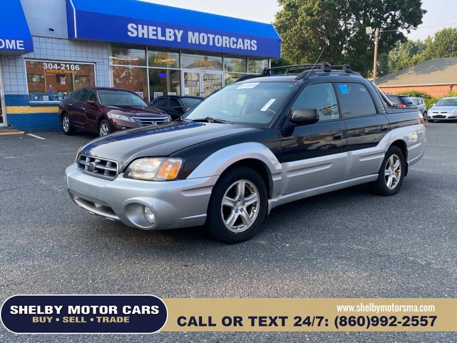 Used 2003 Subaru Baja in Springfield, Massachusetts | Shelby Motor Cars. Springfield, Massachusetts