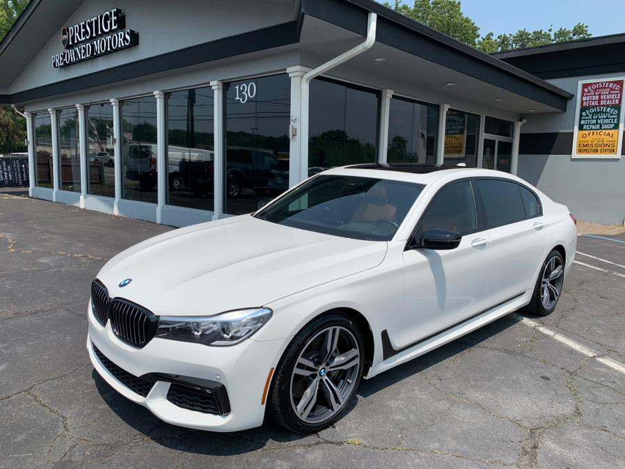 Used 2018 BMW 7 Series in New Windsor, New York | Prestige Pre-Owned Motors Inc. New Windsor, New York