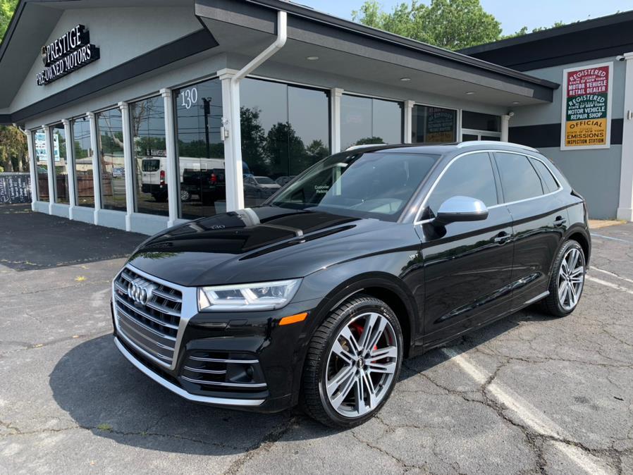 Used 2018 Audi SQ5 in New Windsor, New York | Prestige Pre-Owned Motors Inc. New Windsor, New York