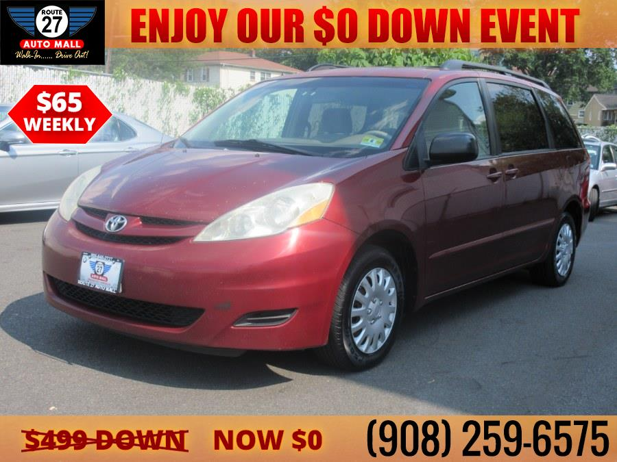 Used 2007 Toyota Sienna in Linden, New Jersey | Route 27 Auto Mall. Linden, New Jersey
