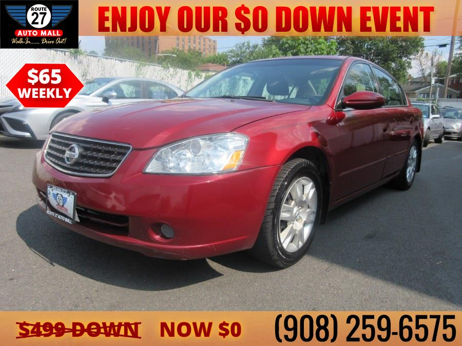 Used 2006 Nissan Altima in Linden, New Jersey | Route 27 Auto Mall. Linden, New Jersey